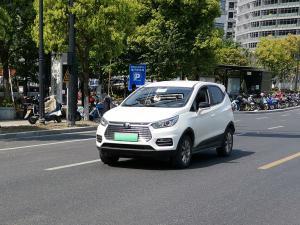 比亚迪元纯电动新能源车