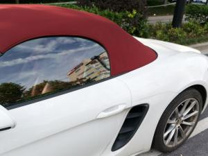 保时捷入门级敞篷跑车——保时捷718 Boxster