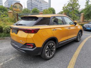 国产紧凑型SUV——奔腾t77