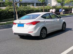 经典韩系车——北京现代朗动轿车(2张)