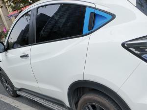 本田VE-1车身侧面和车窗三角小玻璃(1张)