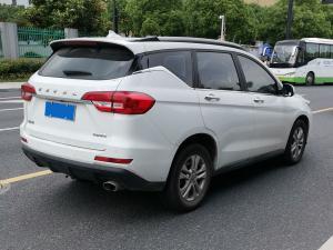 超值家用SUV——哈弗M6